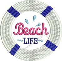 Beach Life Raft