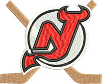 Jersey Devils Hockey-Jersey Devils Hockey, Jersey Hockey, Devils Hockey, Ice Hockey, sports embroidery, stitchedinfaith