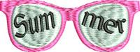 Summer Sunglasses-sunglasses designs, Summer embroidery, sunglasses embroidery, Summer sunglasses embroidery, embroidery designs, machine embroidery designs