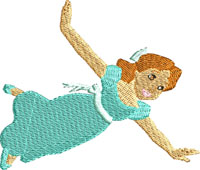 Wendy Fllying-Wendy, machine embroidery, Wendy flying, peter pan. embroidery designs