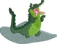 Tic Toc Crocodile