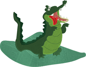 Alligator-Alligator, animal, peter pan,