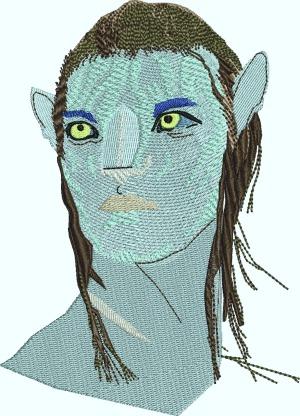 Avatar  Jake Machine Embroidery