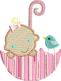Baby shower time-Baby shower, baby, baby embroidery, machine embroidery, embroidery designs, cute baby