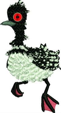Binky the duck