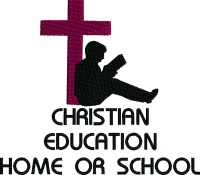 Christian Education-Christian education education Christian school home school Christian schools machine embroidery embroidery stitchedinfaith.com