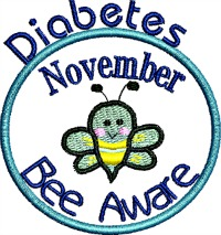 Diabetes Bee Aware