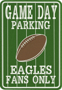 Eagles Parking
