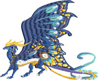 Elegant Dragon