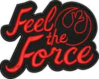 Feel the Force-Force, Star, Wars, Logo, movies