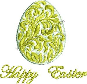 Easter Golden Egg 1