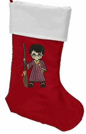 Harry Potter-Harry Potter, Potter embroidery, machine embroidery, Harry, embroidery designs