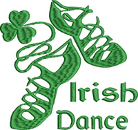 Irish Dance-IRISH EMBROIDERY, IRISH SHOES, MACHINE EMBROIDERY, IRISH DANCE, IRELAND, IRISH, GAELIC