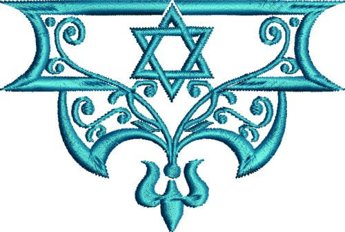 Jewish Mantle-JEWISH MANTLE JEWISH EMBROIDERY