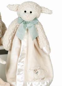Lamb Snuggler, Blankey
