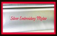 Mylar Silver embroidery sheets-silver mylar mylar embroidery sheets gold mylar embroidery sheets mylar sheets embroidery