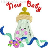 New Baby-BABY MACHINE EMBROIDERY NEW BABY BABY EMBROIDERY