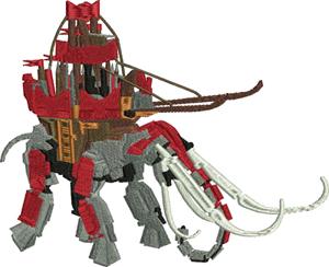 Oliphaunt-Oliphaunt, elephant, lord, rings,