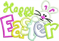 Peek a boo Easter-Easter, Easter bunny, Machine embroidery, embroidery, embroidery designs, stitched in faith com,