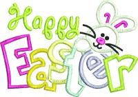 Peek a boo Easter