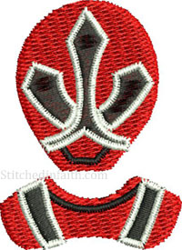 Power Ranger uniform