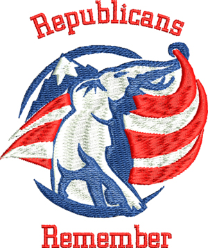 Republicans remember-Republicans, elephant, politics, Republican party