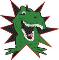 Star Dinosaur-Dinosaur, Star, prehistoric, animal