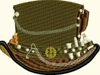 Steam punk hat