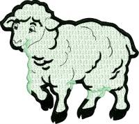 Strolling Lamb