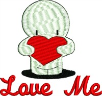 Valentine Love me