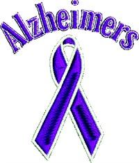 Alzheimer Ribbon