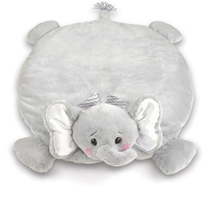 Elephant  belly blanket tummy time