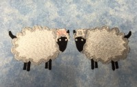 He She Sheep-Sheep boy girl sheep he she sheep boy sheep girl sheep machine embroidery embroidery crafts stitchedinfaith.com