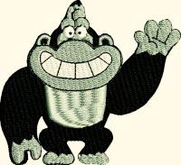 Gorilla High  5