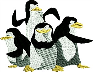 Karate Penquins