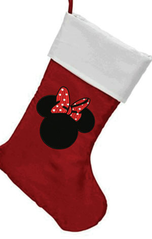 Personalized  Minnie Christmas stocking-Elsa christmas stocking, Christmas stockings, stockings