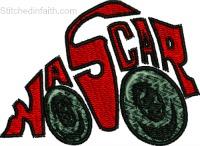 Nascar Word Car